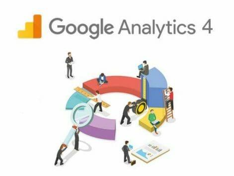 Google Analytics 4 – een nieuwe property