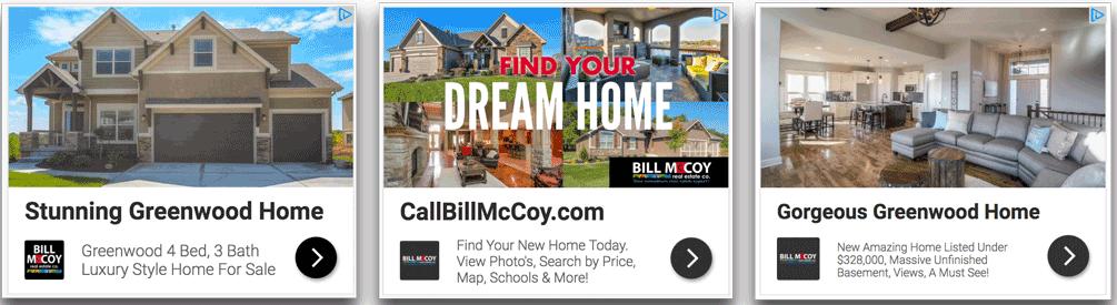 Google Ads dynamische display campagnes voor woningen en huizen