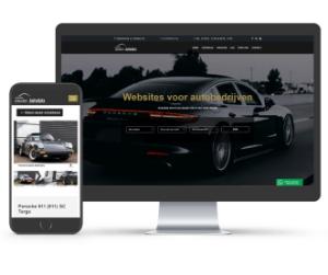 Website online automotive